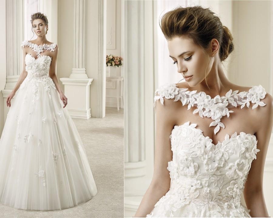 Wholesale_3d_lace_Wedding_Wear_nova_bella_bridal_Nisantasi_Istanbul_Turkey_9
