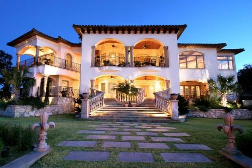 En Guzel Villa Modelleri